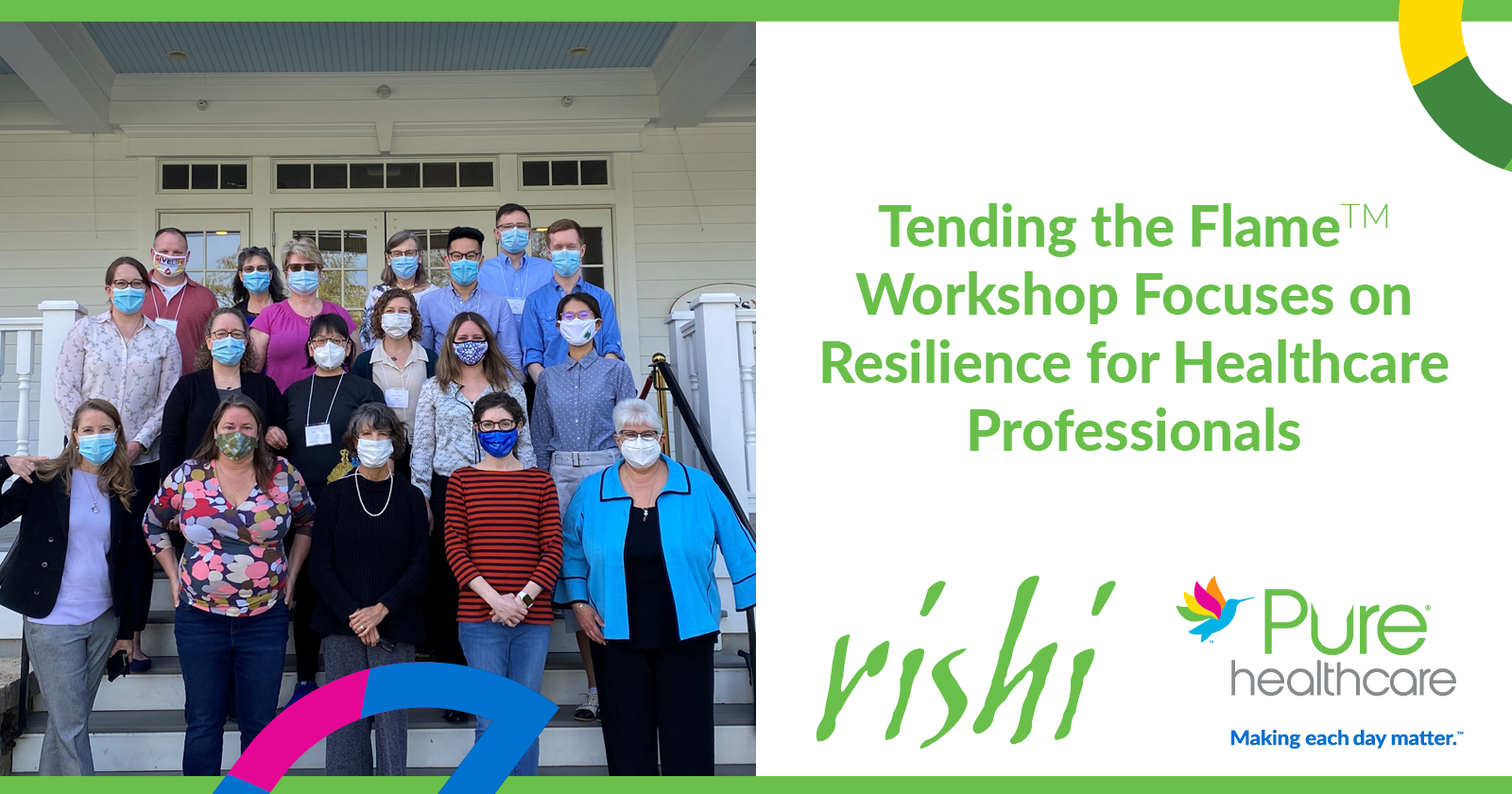 Tending The Flame Workshop Focuses On Resilience For Healthcare Professionals